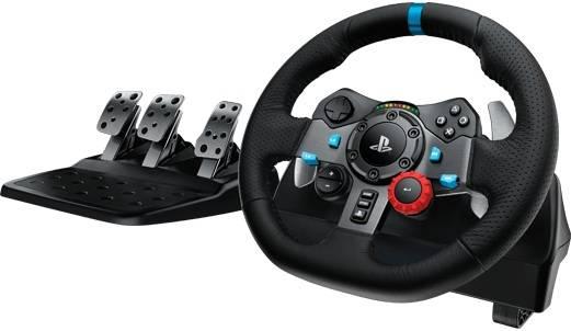 Руль Logitech G29 Driving Force Racing (941-000112) - фото 1