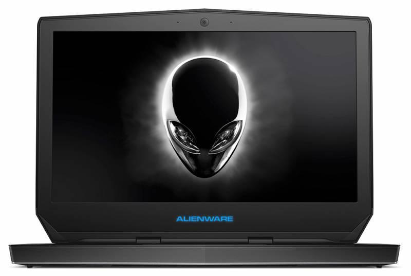 "Ноутбук 13.3"" Dell Alienware 13 (A13-1561) серебристый - фото 1"