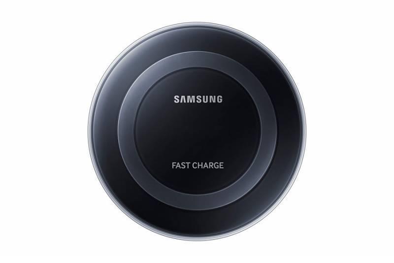 Беспроводное зар./устр. Samsung EP-PN920BBRGRU черный - фото 1
