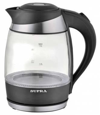 Чайник электрический Supra KES-2009 черный (8894)