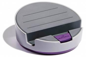 Подставка Durable 7611-12 Varicolor серый/фиолетовый