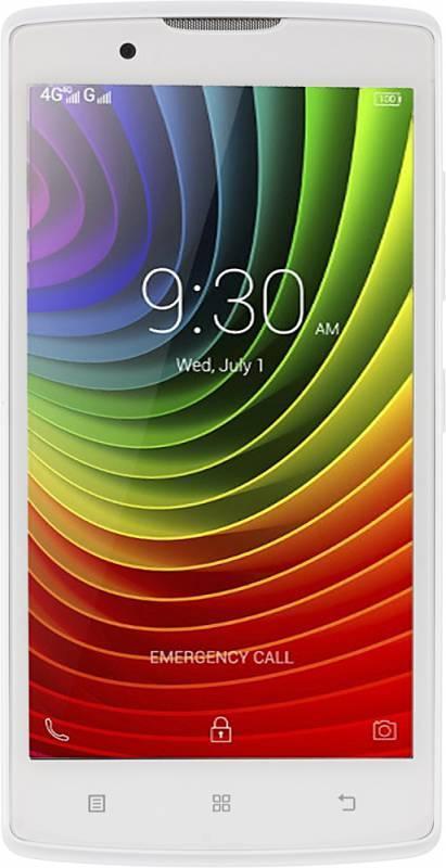 Смартфон Lenovo A2010 белый - фото 1