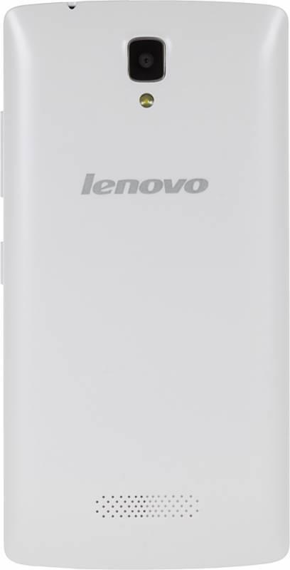 Смартфон Lenovo A2010 белый - фото 2