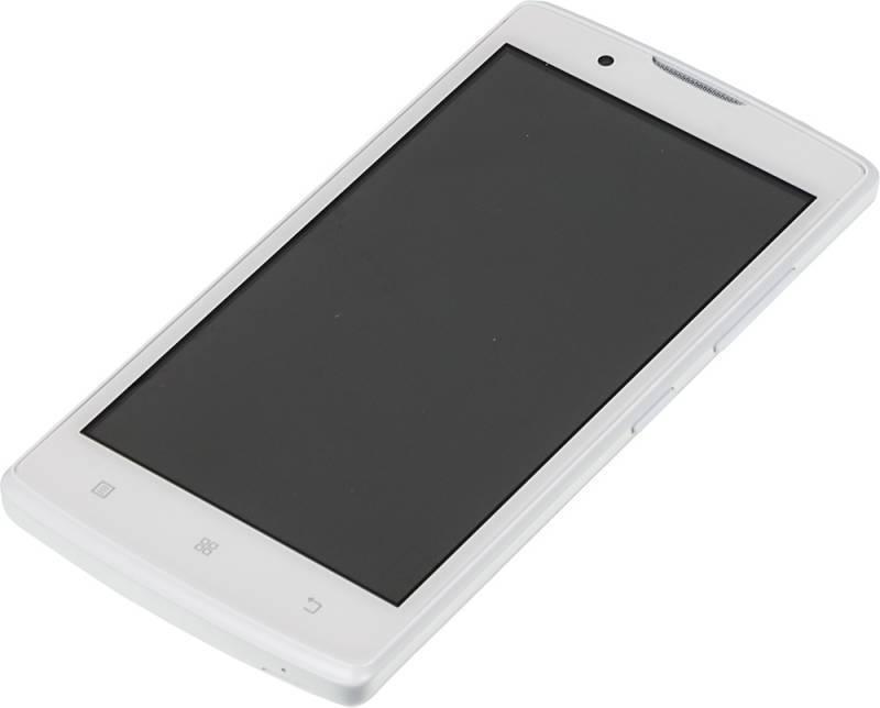 Смартфон Lenovo A2010 белый - фото 3