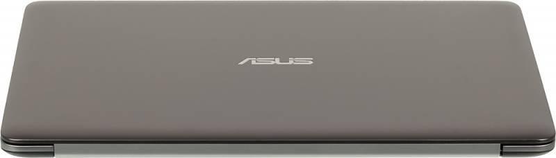 "Ноутбук 15.6"" Asus K501UX-DM035T серый - фото 3"