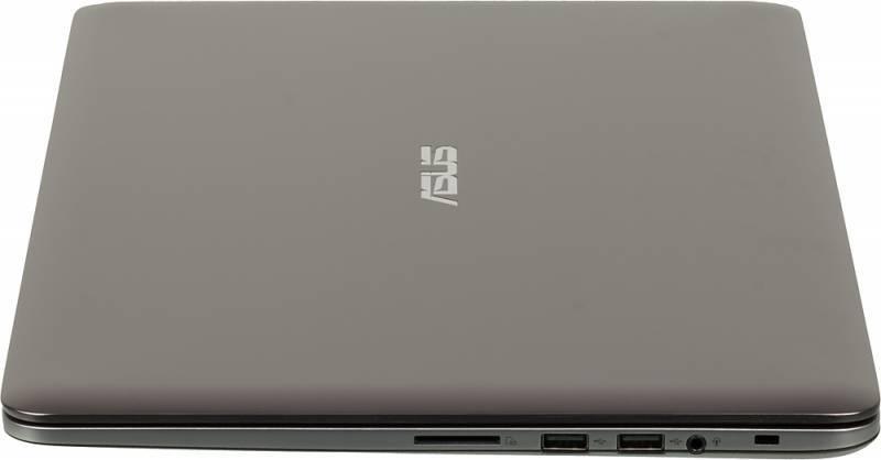 "Ноутбук 15.6"" Asus K501UX-DM035T серый - фото 4"