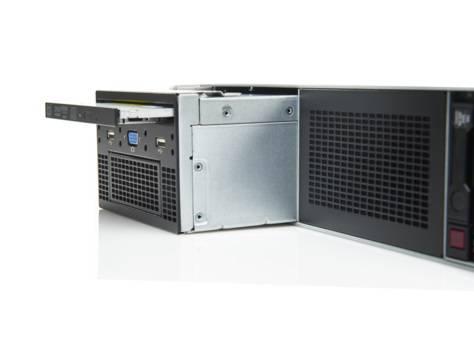 Оптический привод DVD-RW HPE DL360 Gen9 SFF SATA (818213-B21) - фото 1