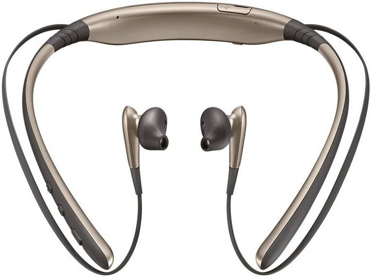 Гарнитура Samsung Level U золотистый - фото 2