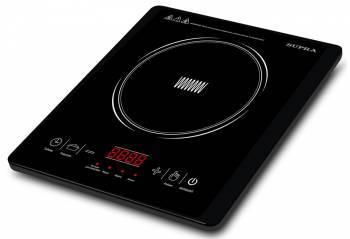 Плита электрическая Supra HS-701I черный