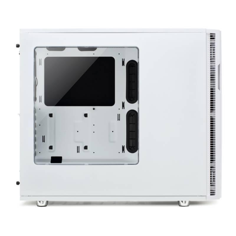 Корпус ATX Fractal Design Define R5 Window белый (FD-CA-DEF-R5-WT-W) - фото 2