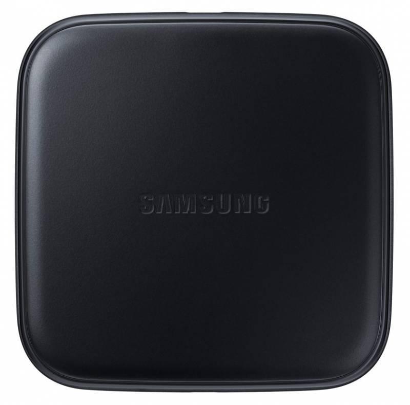 Зарядная крышка Samsung EP-PA510BBRGRU черный (EP-PA510BBRGRU) - фото 1