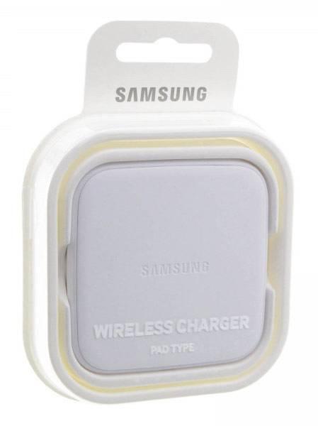 Зарядная крышка Samsung EP-PA510BWRGRU белый (EP-PA510BWRGRU) - фото 5