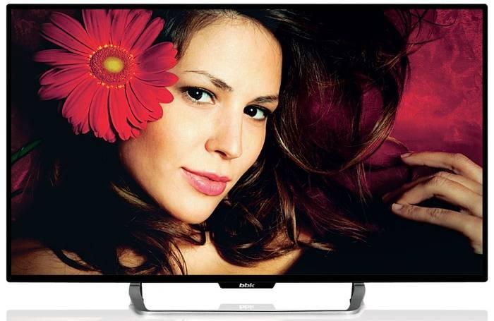 "Телевизор LED 32"" BBK 32LEM-3025/T2C черный - фото 1"