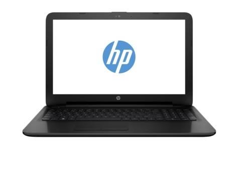 """Ноутбук 15.6"""" HP 15-af124ur (P0U36EA) черный - фото 1"""