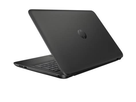 """Ноутбук 15.6"""" HP 15-af124ur (P0U36EA) черный - фото 2"""