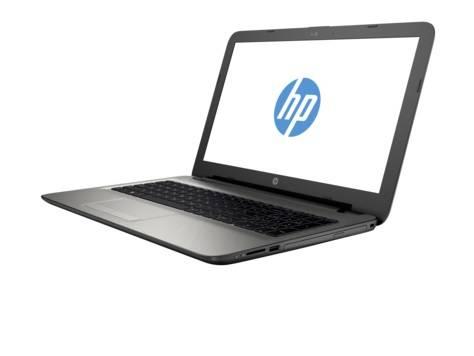 """Ноутбук 15.6"""" HP 15-ac126ur серебристый - фото 2"""