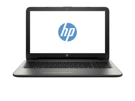 """Ноутбук 15.6"""" HP 15-ac126ur серебристый - фото 3"""