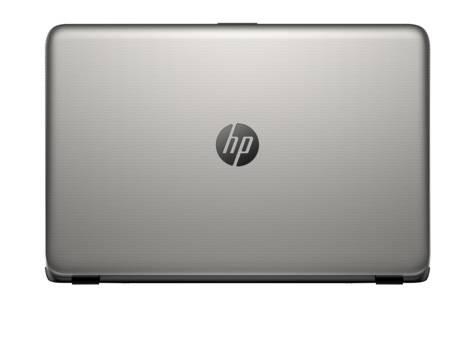 """Ноутбук 15.6"""" HP 15-ac126ur серебристый - фото 4"""
