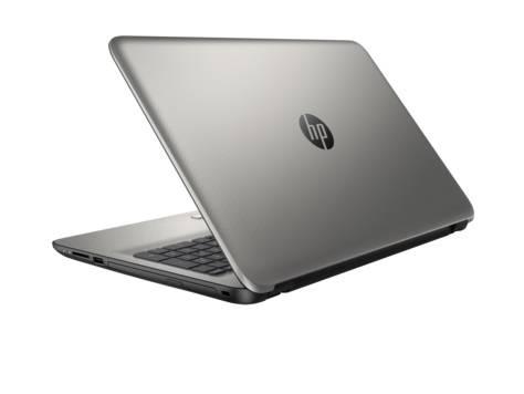 """Ноутбук 15.6"""" HP 15-ac126ur серебристый - фото 5"""