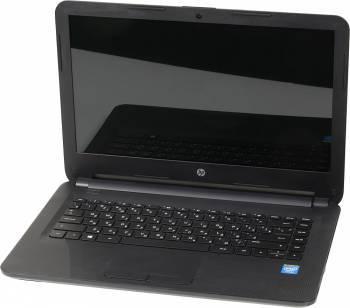 Ноутбук 14 HP Pavilion 14-ac100ur черный