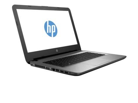 """Ноутбук 14"""" HP 14-ac101ur серебристый - фото 1"""
