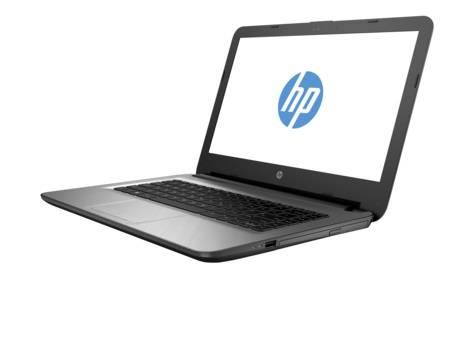 """Ноутбук 14"""" HP 14-ac101ur серебристый - фото 2"""