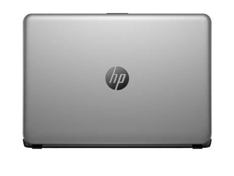 """Ноутбук 14"""" HP 14-ac101ur серебристый - фото 4"""