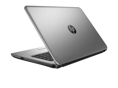 """Ноутбук 14"""" HP 14-ac101ur серебристый - фото 5"""