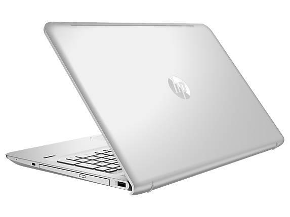 "Ноутбук 15.6"" HP Envy 15-ae105ur серебристый - фото 2"