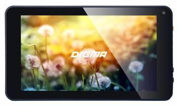 Планшет Digma Optima 7001 темно-синий, процессор Allwinner A33 1.2ГГц четырехъядерный, оперативная память 512Mb, встроенная память 8Gb, диагональ экрана 7, TFT, 1024x600, WiFi/0.3Mpix, Android 4.4, поддержка карт памяти microSDHC до 32Gb (TT7001AW)