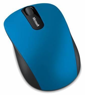 Мышь Microsoft Mobile 3600 голубой/черный (PN7-00024)