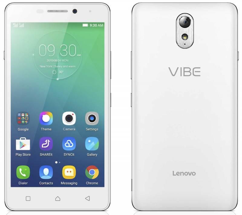 Смартфон Lenovo VIBE P1m белый - фото 1
