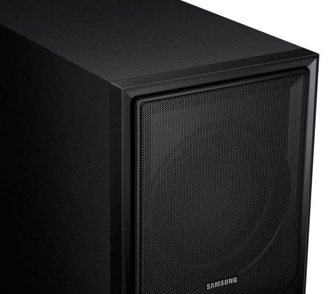 Домашний кинотеатр Samsung HT-J5550K черный/черный - фото 3