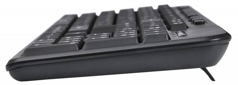 Клавиатура Oklick 390M черный - фото 3