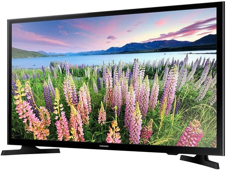 """Телевизор LED 40"""" Samsung UE40J5000AUXRU черный - фото 2"""