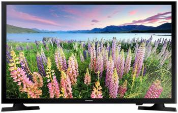 Телевизор LED 48 Samsung UE48J5200AUXRU черный