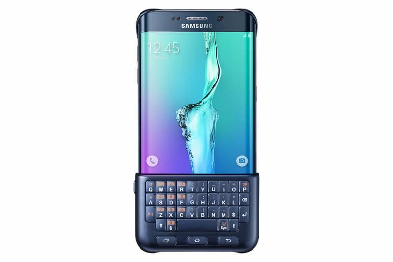 Чехол Samsung Keyboard Cover, для Samsung Galaxy S6 Edge Plus, черный (EJ-CG928RBEGRU) - фото 4