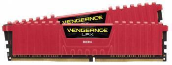 Модуль памяти DIMM DDR4 2x8Gb 3200MHz Corsair Vengeance LPX (CMK16GX4M2B3200C16R) unbuffered Ret