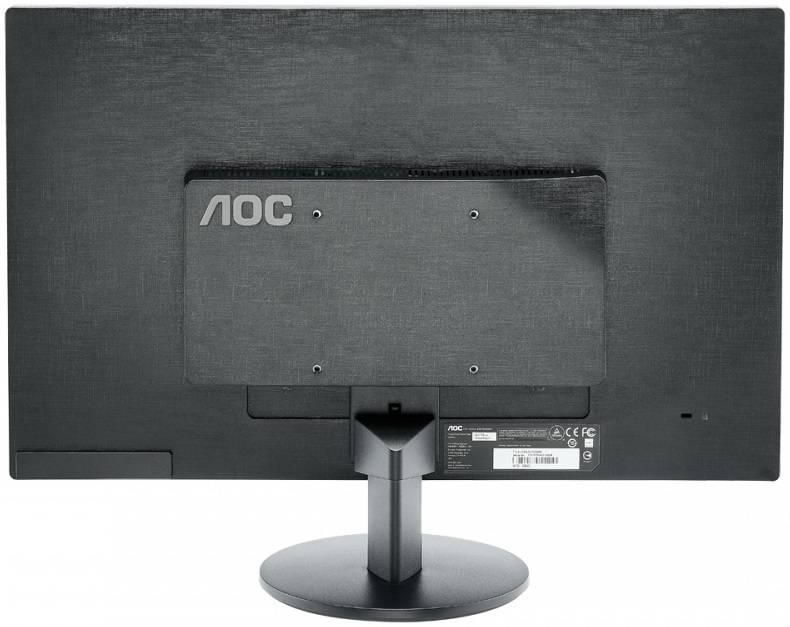 """Монитор 21.5"""" AOC E2270SWDN/01 черный - фото 4"""