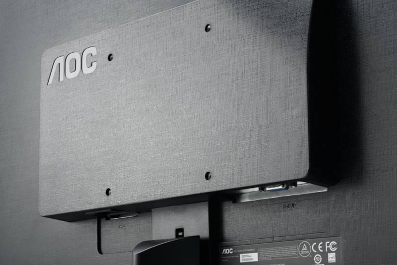 """Монитор 21.5"""" AOC E2270SWDN/01 черный - фото 5"""