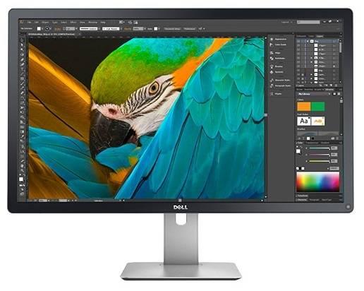 """Монитор 31.5"""" Dell UltraSharp UP3216Q черный - фото 1"""