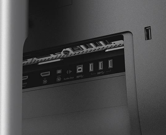 """Монитор 31.5"""" Dell UltraSharp UP3216Q черный - фото 5"""