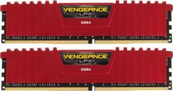 Модуль памяти DIMM DDR4 2x4Gb 2133MHz Corsair Vengeance LPX (CMK8GX4M2A2133C13R) unbuffered Ret