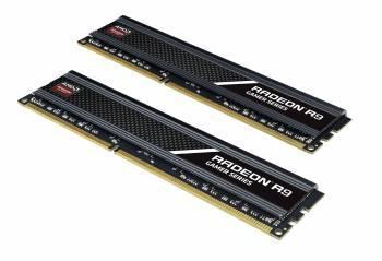 Модуль памяти DIMM DDR3 2x4Gb AMD (R938G2130U1K)