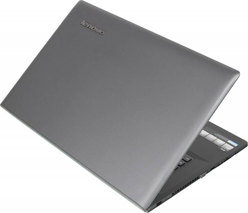 "Ноутбук 17.3"" Lenovo IdeaPad B7080 (80MR02NLRK) серый - фото 2"