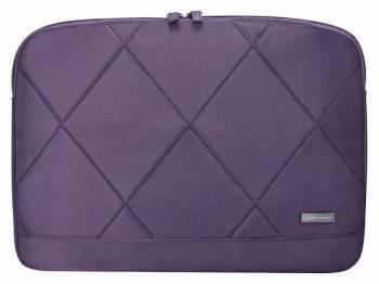 Сумка для ноутбука Asus Aglaia carry фиолетовый, нейлон, рекомендуемая диагональ 15.6, съемный ремень, карманов внешних: 2шт (90XB0250-BBA010)