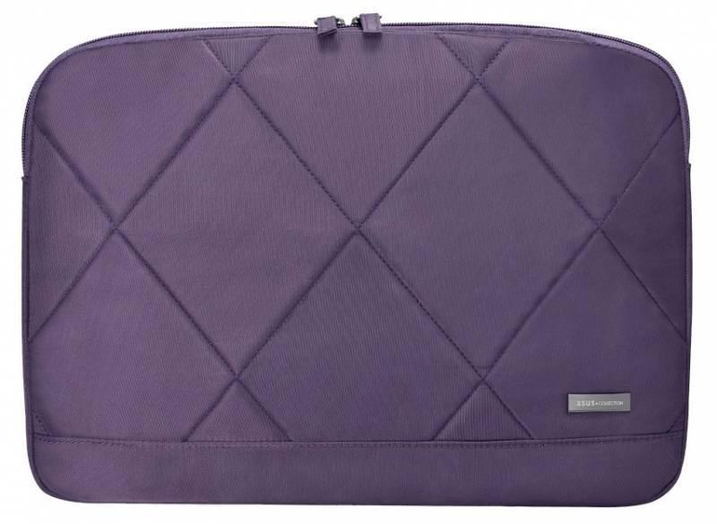 """Сумка для ноутбука 13.3"""" Asus Aglaia carry фиолетовый - фото 1"""