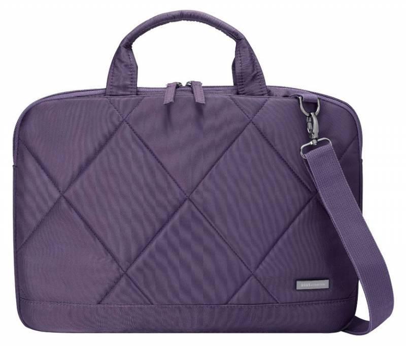 """Сумка для ноутбука 13.3"""" Asus Aglaia carry фиолетовый - фото 2"""
