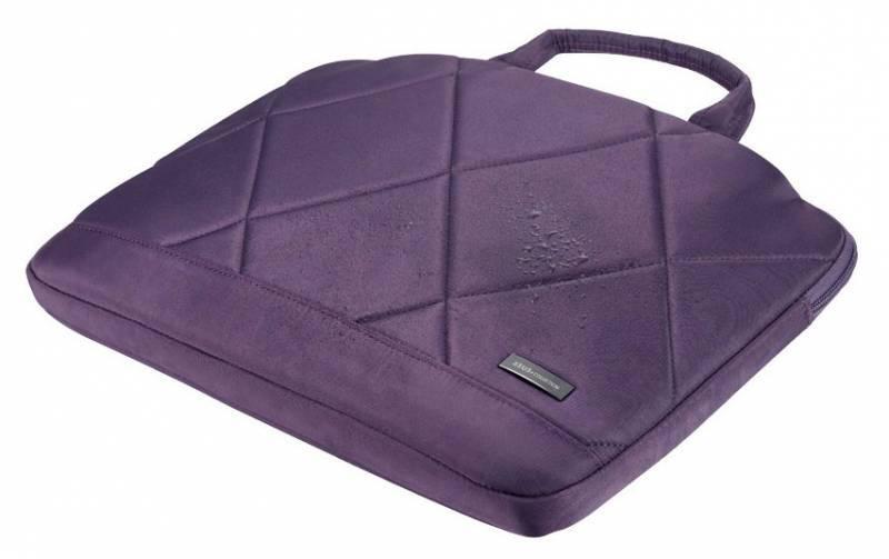 """Сумка для ноутбука 13.3"""" Asus Aglaia carry фиолетовый - фото 5"""