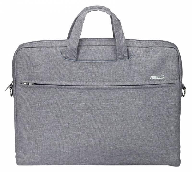 """Сумка для ноутбука 16"""" Asus EOS Carry Bag серый - фото 1"""